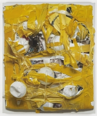 Neil Gall, Yellow (Poussin)