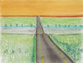 Richard Artschwager Irish Road