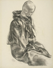 George Grosz Draped Dummy