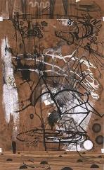 Carroll Dunham Untitled