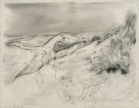 George Grosz Dunes at Wellfleet, Syracuse