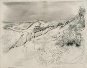George Grosz Dunes at Wellfleet, Syracuse