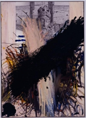 Arnulf Rainer Cross