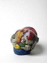 Neil Gall De Chirico Skull