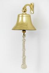 Ship's Bells: Iroko Wrap-Around - Strake