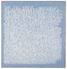 Frost, 1992 oil on canvas