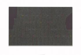 Threshold, NorthWest — One [ spectrum : violet with grey ],2010-2011, 2014