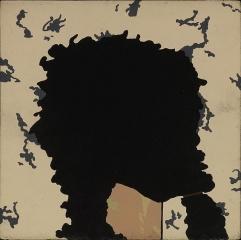 Christina Ramberg Untitled (Back of Head)