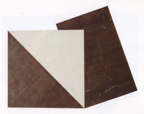 Golden Section Painting, Rectangle/Square, 1974