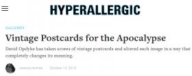 Hyperallergic Reviews Truthful Hyperbole