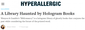 Hyperallergic Reviews Out of Place