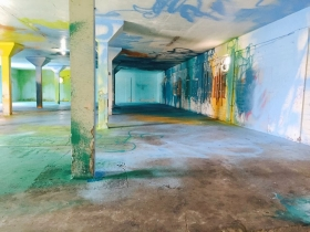 Sofia Maldonado Transforms Herself And Abandoned Puerto Rican Spaces