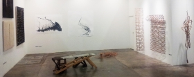 Magnan Metz Gallery at ARTBO 2014