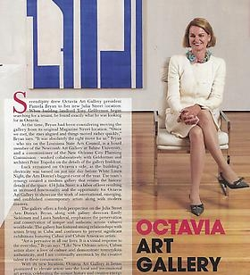 Feature on Octavia Art Gallery