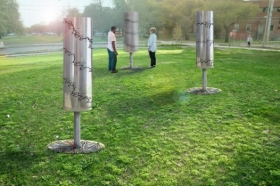 Michel Varisco's 'Turning' Wins Living with Water Arts Pitch