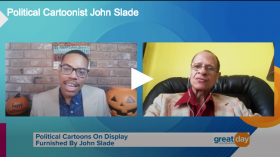 John Slade Interviewed on WWL-TV