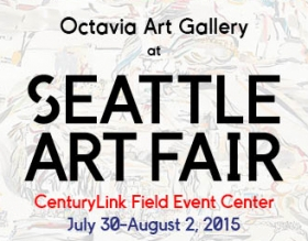 Octavia Art Gallery at Seattle Art Fair