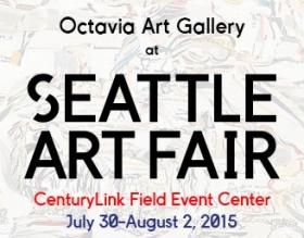 Octavia Art Gallery at Seattle Art Fair