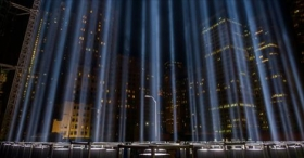 'Tribute in Light Captures Grief and Joy of 9/11 Anniversary'