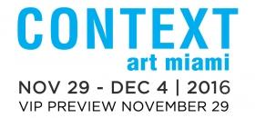 Octavia Art Gallery at CONTEXT Art Miami