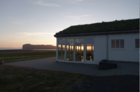 JESSICA AUER IS IN SUMMER RESIDENCIES IN ICELAND
