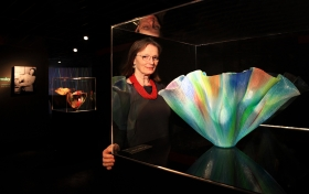 Behind the Glass lecture: Toots Zynsky at Corning Museum of Glass