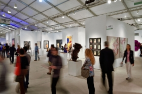 Make the most of Miami's best art fairs