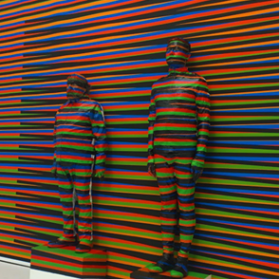 Carlos Cruz-Diez at Articruz in Panamá