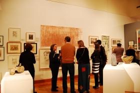 Garvey Simon Exhibits at Arkansas Arts Center