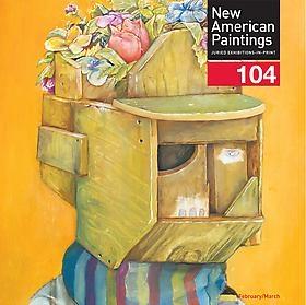 Julia Randall in New American Paintings 2013 -