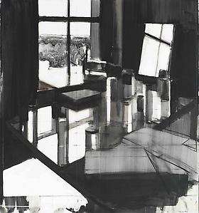 See Peri Schwartz in her studio.