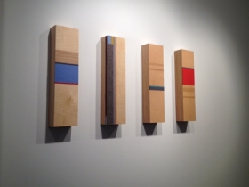 Kate Carr featured in group show - (in)grained at DM Contemporary