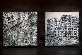 Jorge Tacla participating in Venice Biennale 2013