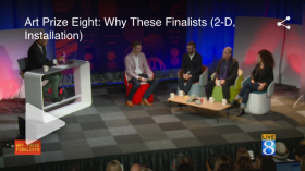 Why These Finalists: 2-D and installation