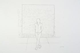 """""""Joe Fig: Drawings"""" at EBK Gallery"""