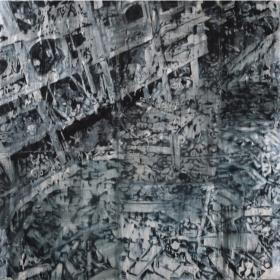 Artista Jorge Tacla presenta su arte con memoria política, en Washington DC