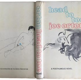 What the Artist Saw: Art Inspired by the Life and Work of Joe Orton | MOCA London