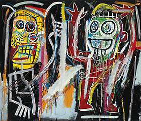 Basquiat, Bacon and Newman lead 700-Million-Dollar Auction Week