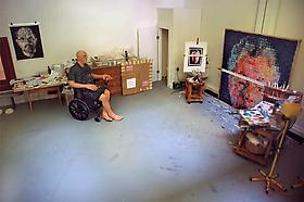 A peek 'Inside the Artists' Studio' at the Bruce Museum