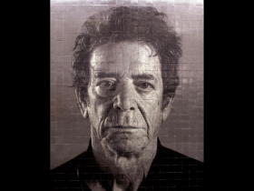 Chuck Close Immortalizes Lou Reed, Philip Glass and Others in 2nd Avenue Subway