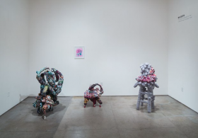 "Busy Bodies: MK Guth's ""This Fable Is Intended for You: A Work Energy Principle: Final"" at Elizabeth Leach Gallery"