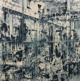Suburban Scenes, Poetic Paintings and Apocalyptic Art