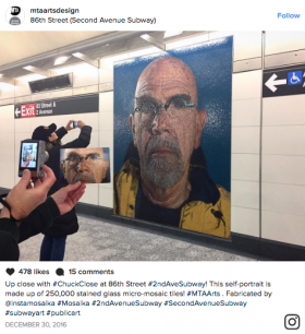 Here's What New Art is Coming to New York's MTA