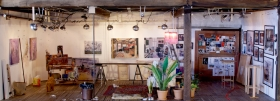 Artscapes in miniature: Joe Fig's intimate look at artists' studios