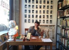 Pablo Helguera: Librería Donceles
