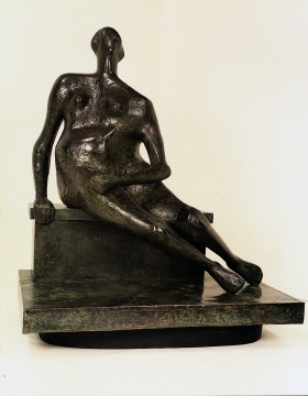 Henry Moore: Model to Monument