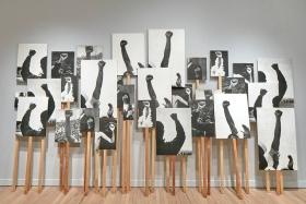 Annette Lemieux: Rose Art Museum