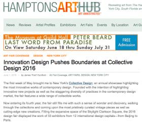 """Hamptons Art Hub by James """"Ford"""" Huniford"""