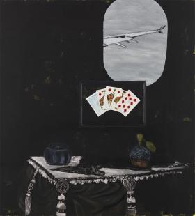 Dexter Dalwood - Galerie Hubert Winter