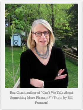 Roz Chast Longlisted for National Book Award